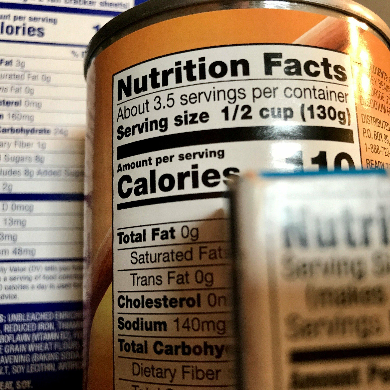 Ist label-Kompetenz zu einem Schlüssel, um gesündere Lebensmittel Entscheidungen zu treffen?