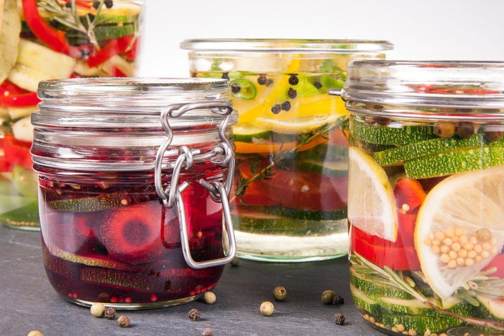 Fermentierte Nahrungsmittel: Eingelegtes Gemüse ist sehr gut für unsere Gesundheit