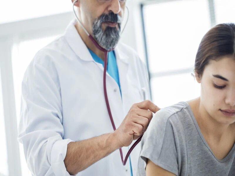 Asthma diagnostiziert, die in einer in fünf städtischen Jugendlichen