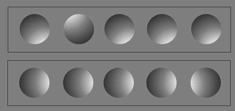 Wie unsere Unbewusste visuelle Verzerrungen ändern Sie die Art, wie wir Objekte wahrnehmen