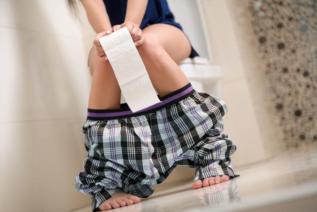 Gesundheit: Diesen WC-Fehler machen wir alle auf der Toilette