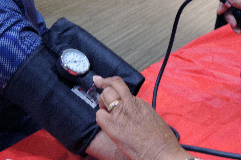 Vier Gewohnheiten, die Sie möglicherweise erhöhen Sie Ihren Blutdruck
