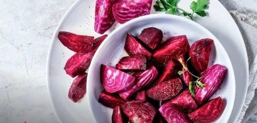 Könnte rote Beete kämpfen Salz-induzierten Bluthochdruck?