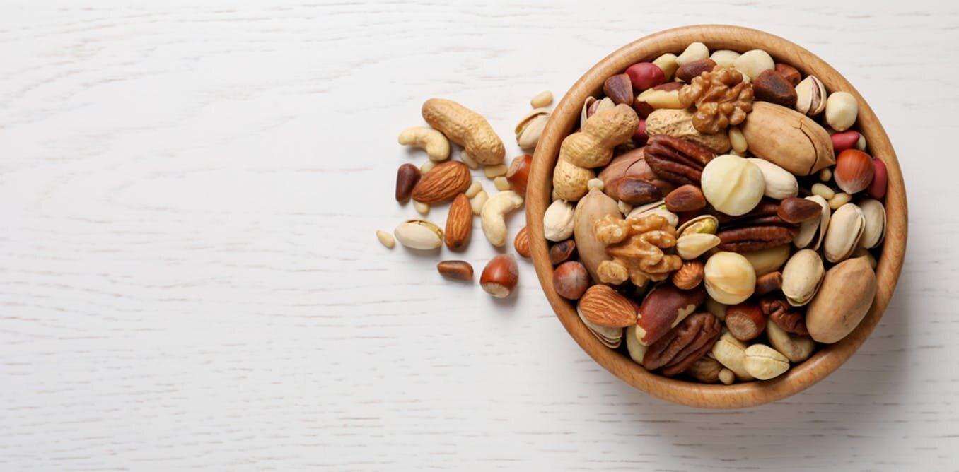 Nicht Essen zwei Teelöffel Nüsse wirklich steigern Sie Ihre Gehirn-Funktion von 60%?