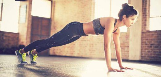 Liegestütz, Plank und Kniebeuge – diese Fehler sollten Sie unbedingt vermeiden