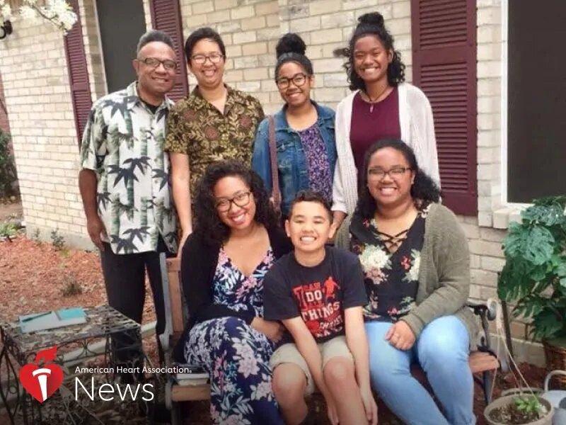 """Nach der Familie ist die Gesundheit erschrecken: """"Wir hatten zu tun das zusammen"""""""