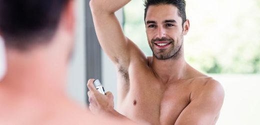 Zinkoxid hemmt Körpergeruch effektiv