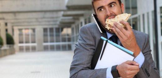 Studie: Stress hat einen großen Einfluss auf unser Gewicht