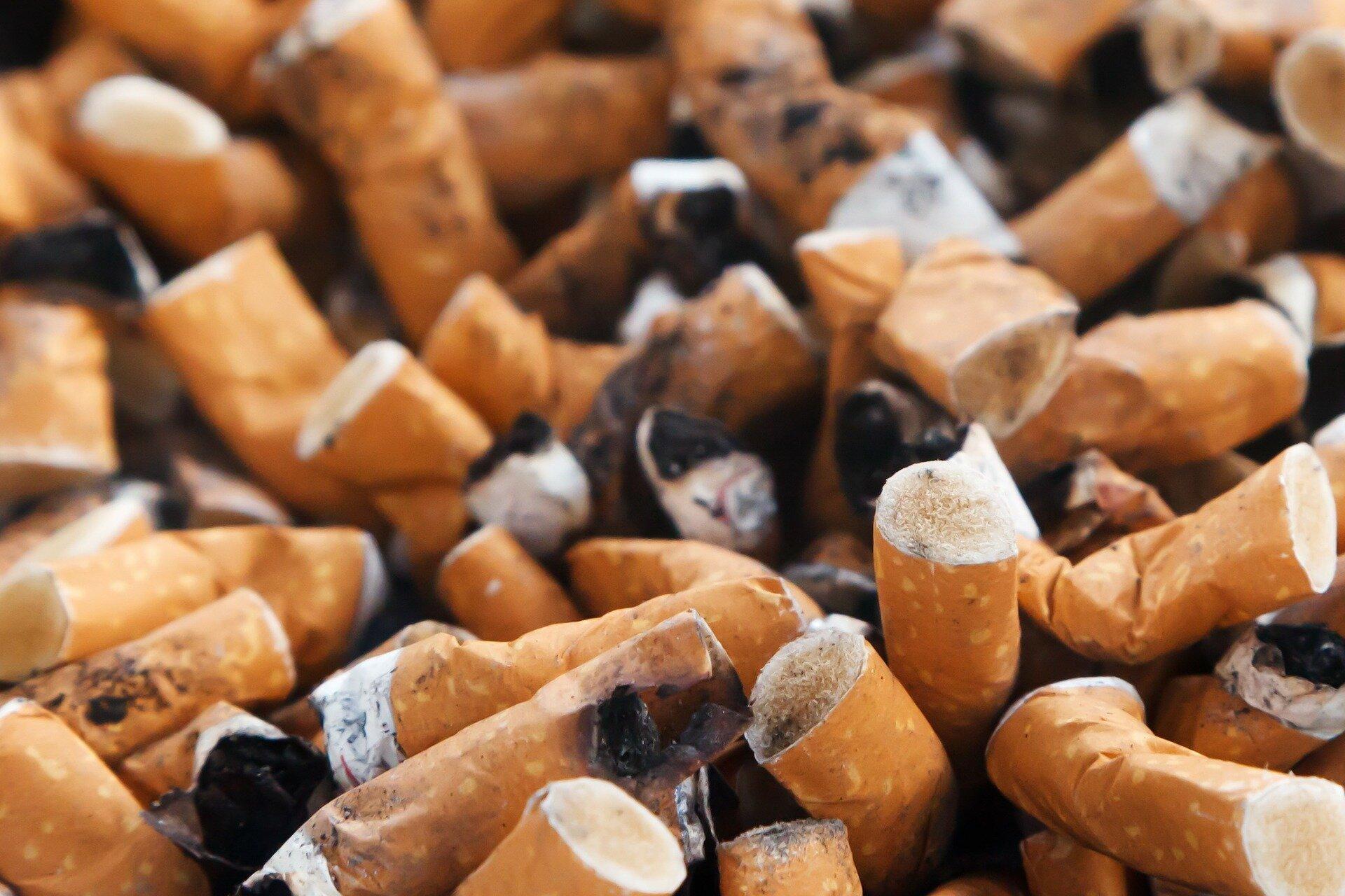 Nikotin-Ersatz: beim beenden von Zigaretten, ziehen Sie die Verwendung Nikotin mehr, nicht weniger