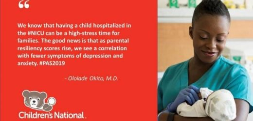 Eltern von älteren, gesunden Neugeborenen mit weniger sozialer Unterstützung weniger belastbar