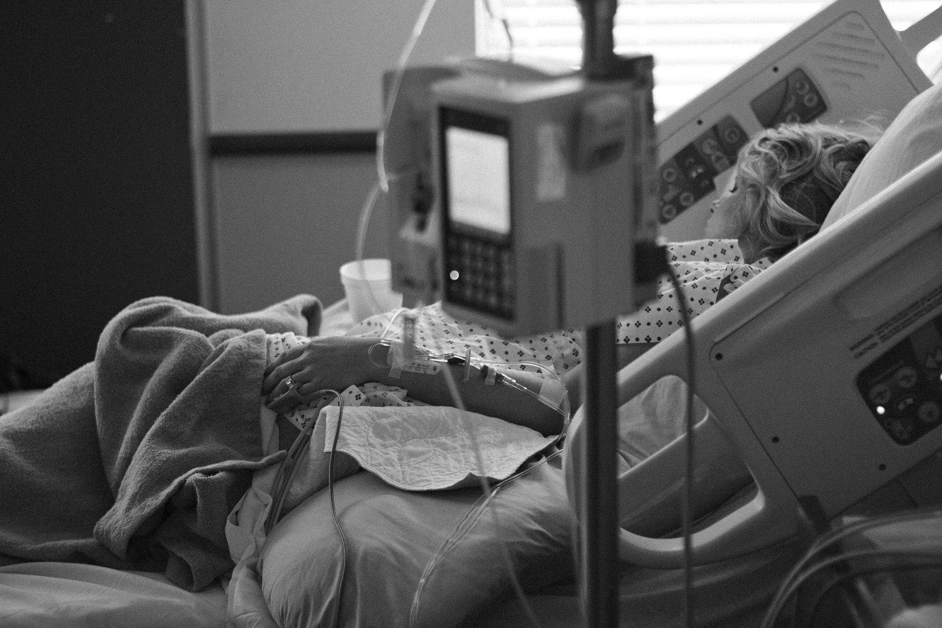 Neue Algorithmus verwendet Krankheitsverlauf vorherzusagen Intensivpatienten' Chancen zu überleben