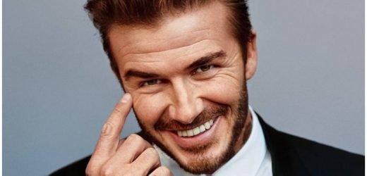David Beckham ' s Fitness Guide Chase Weber Verrät Seine Workout-Routine