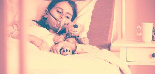 Dieses 3-Jährige Mädchen Kämpft gegen eine Unheilbare Krankheit, Bekannt als Kindheit, Alzheimer