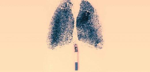 Viral-Video Zeigt die Schreckliche Folge von Rauchen eine Packung pro Tag seit 20 Jahren