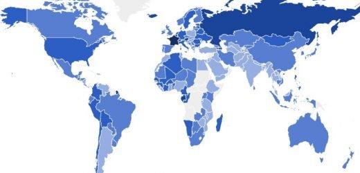 Menschen aus reichen Ländern misstrauen Impfungen am meisten