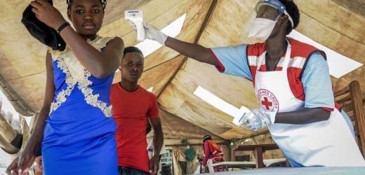 Poröse Grenze behindern könnten Maßnahmen zur Eindämmung Ausbreitung von Ebola