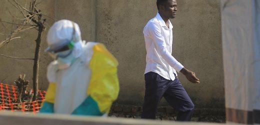 Kongo student mit Ebola noch einen Weg findet, nehmen Prüfungen