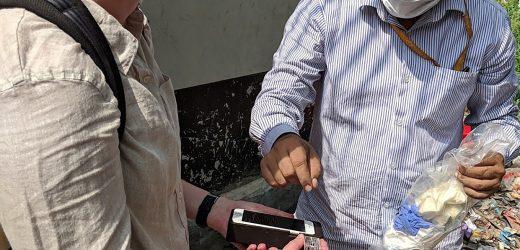 """'Cholera-detection-lab"""" – smartphone-fähige Plattform zu sein, die beta getestet, die von weltweit führenden Krankenhaus in der cholera-Forschung"""