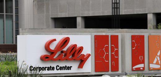 Drugmaker Eli Lilly tops 2Q Erwartungen, hebt Prognose an