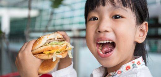 """""""Fast Food ist Kindesmisshandlung"""""""