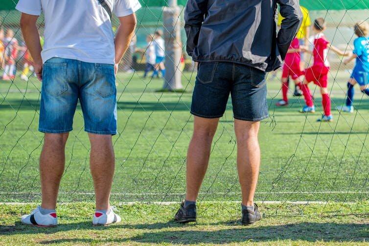 Making-Jugend-Fußball weniger wettbewerbsfähig: Bessere Fertigkeiten oder ein Zeichen von verzärtelter Kinder?