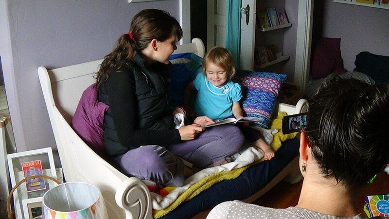 Studien, die Unterstützung neuer Ansatz zur Verringerung von stress in der Eltern und Kinder