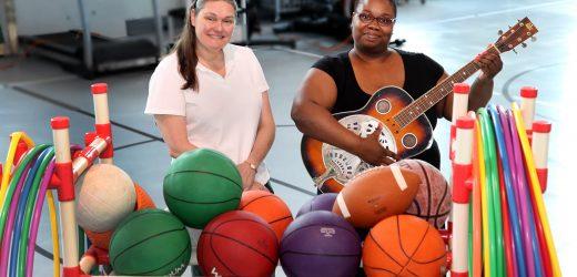 Betreute Spaß, Bewegung sowohl psychosoziale nutzen für Kinder mit übergewicht
