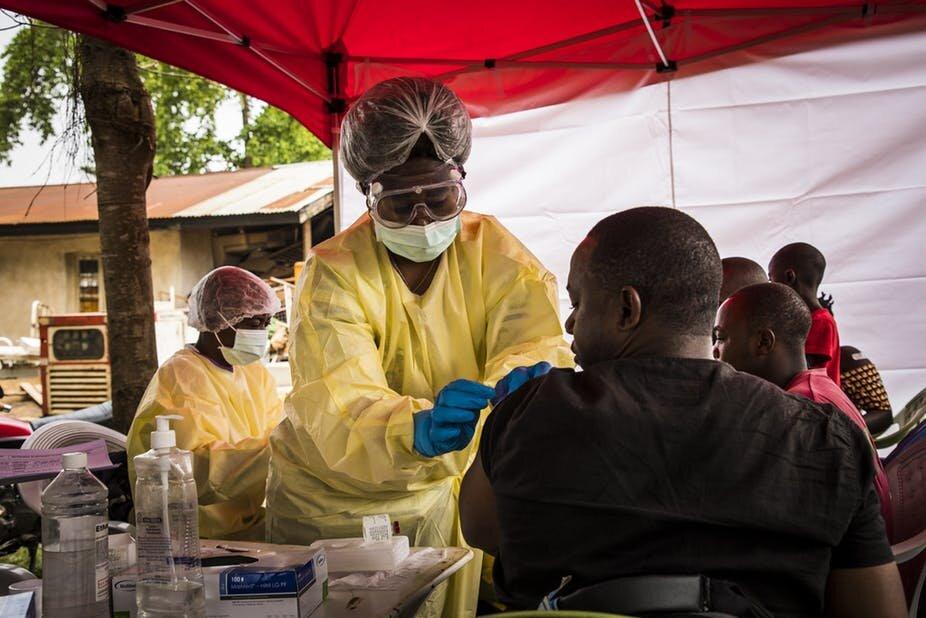 Warum deklarieren Ebola eine öffentliche Gesundheit Notfall nicht eine silberne Kugel