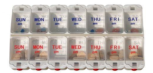 Herausfinden, wer braucht eine Pille sorter