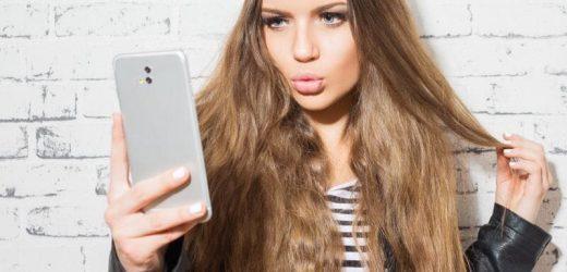 Posting alle diejenigen, die selfies online könnte nach hinten losgehen, findet Studie