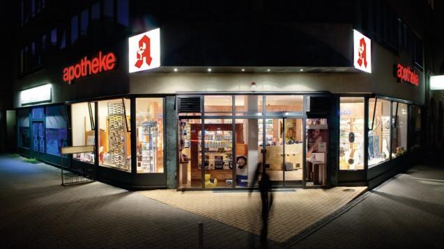 Apotheken bekommen 284 Euro für jeden Vollnotdienst