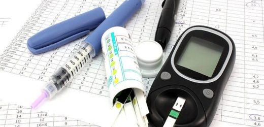 Diabetes-Kontrolle ist ins stocken geraten über USA