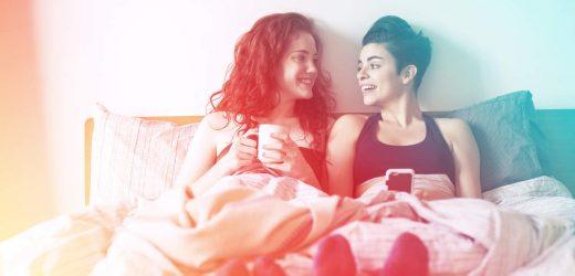Warum Meine Geschlechtslos Ehe Hat Mich Glücklicher Als ich Je Gewesen bin