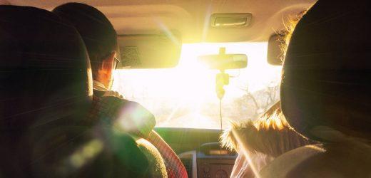 Schlechte Sicht: Haben die Fahrer immer sieht, was auf der Straße geschieht?
