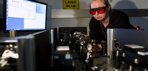 Die Rettung von Leben schneller: – Team entwickelt die weltweit erste laser-Inkubator für Blut