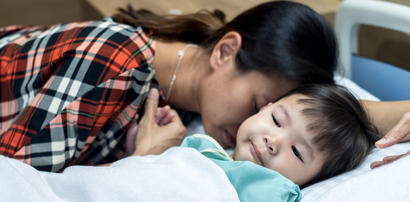 Wenn ärzte und Eltern sind sich nicht einig, wie die Behandlung eines Kranken Kindes, die emotionalen und finanziellen Kosten können enorm sein