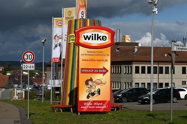 Wurst-Skandal in Hessen: Ermittler durchsuchen Haus von Wilke-Chef