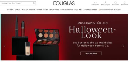 Douglas Baut Beauty-Markt Mit Partnern Online