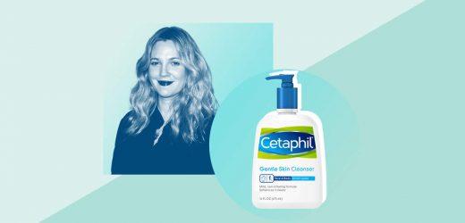 Drew Barrymore Nutzt Diese Drogerie-Beauty-Produkt 3 Mal am Tag