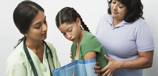 Globale Prävalenz von pädiatrischen Bluthochdruck über 4 Prozent