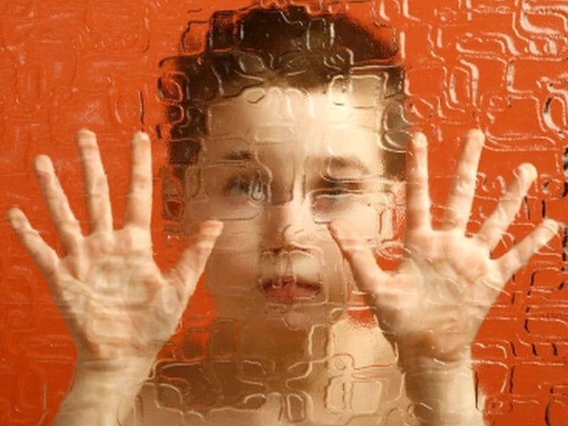 Verschiedenheit von Autismus in Kindern mit angeborenen Herzerkrankungen