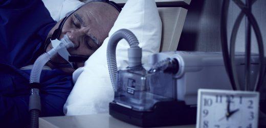 Schlafapnoe-Behandlung verbunden mit geringeren Kosten für das Gesundheitssystem