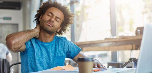 """Drei Gründe, die Sie haben Schmerzen im Nacken – und warum """"schlechte Haltung"""" ist wahrscheinlich nicht einer von Ihnen"""