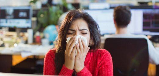 """""""Gesicht nicht mit der Hand berühren"""": So kommen Sie gesund durch den Winter – ein Arzt gibt Tipps"""