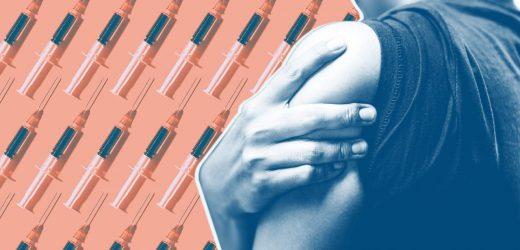 Wie Sie Wissen, wenn Ihre Post-grippeimpfung Schmerzen in der Schulter ist Etwas Ernster