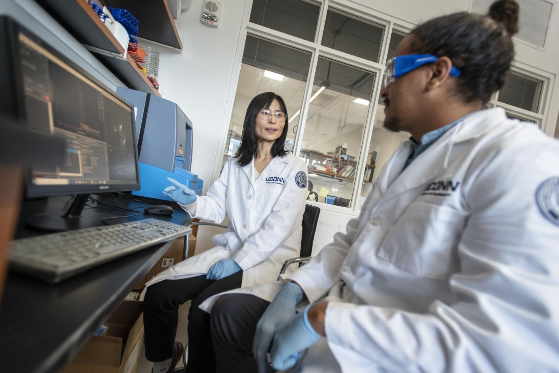 Tumor-spezifische Therapie-Ziele Eierstockkrebs