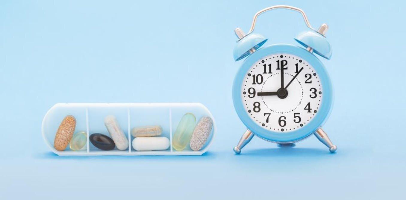 Zu welcher Tageszeit soll ich meine Medizin?
