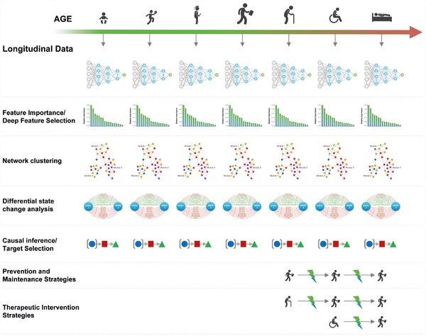Tief Biomarker des Alterns und der Langlebigkeit: Von der Forschung zu Anwendungen