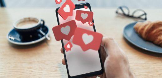 Häufig teilen zutiefst emotionale Beiträge online kann ein Zeichen für eine tiefere psychologische Problem