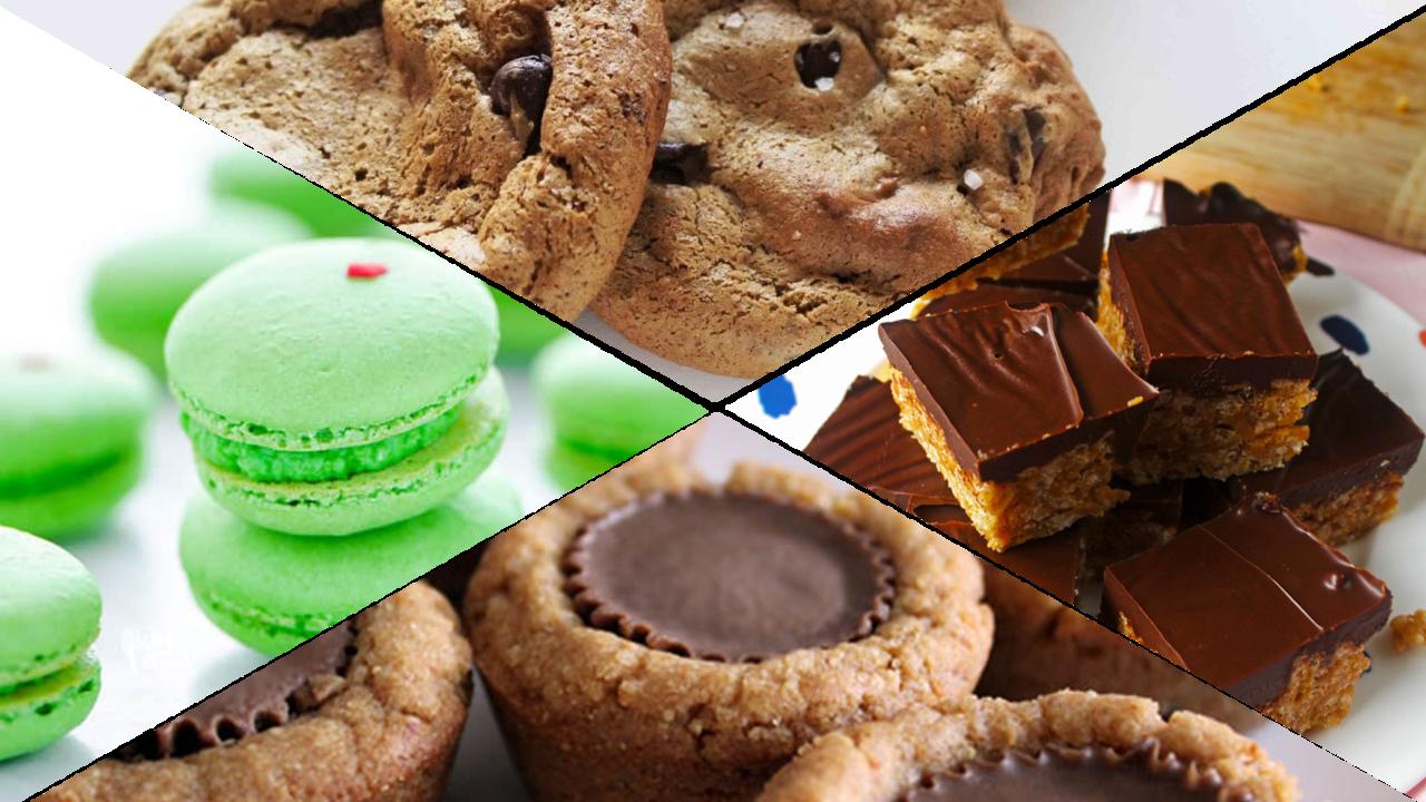 7 Gluten-Free Christmas Cookies-Rezepte Für Ihre Cookie-Austausch In Diesem Jahr